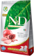Корм для собак Farmina N&D Grain Free Chicken & Pomegranate Puppy Small & Medium (800г) -