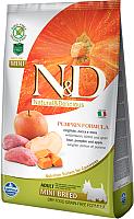 Корм для собак Farmina N&D Grain Free Pumpkin Boar & Apple Adult Mini (2.5кг) -