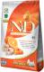 Корм для собак Farmina N&D Grain Free Pumpkin Codfish & Orange Adult Mini (7кг) -