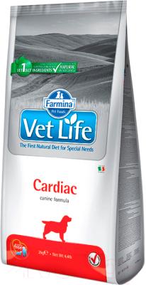 Корм для собак Farmina Vet Life Cardiac (2кг)