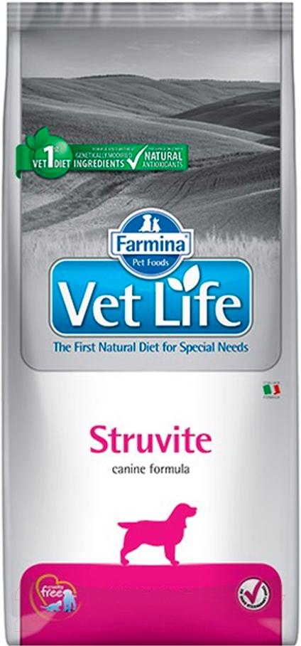 Купить Корм для собак Farmina, Vet Life Struvite (12кг), Италия