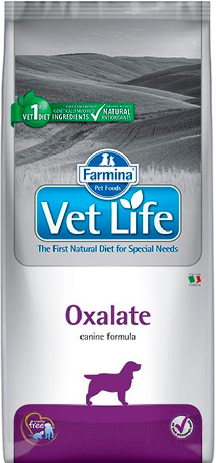 Купить Корм для собак Farmina, Vet Life Oxalate (12кг), Италия
