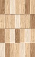 Плитка Golden Tile Karelia Mosaic И51051 (250x400, бежевый) -