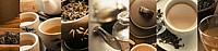 Бордюр Golden Tile Karelia English Tea И57361 (250x60, коричневый) -