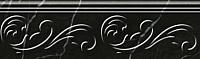 Бордюр Golden Tile Absolute Modern Г2С361 (300x90, черный) -
