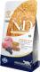 Корм для кошек Farmina N&D Low Grain Lamb & Blueberry Adult (0.3кг) -