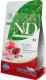 Корм для кошек Farmina N&D Grain Free Cat Chicken & Pomegranate Adult (1.5кг) -