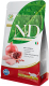 Корм для кошек Farmina N&D Grain Free Cat Chicken & Pomegranate Neutered (5кг) -