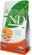Корм для кошек Farmina N&D Grain Free Codfish & Orange Adult (1.5кг) -
