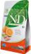 Корм для кошек Farmina N&D Grain Free Codfish & Orange Adult (5кг) -
