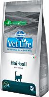 Корм для кошек Farmina Vet Life Hairball (10кг) -