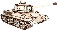 Сборная модель EWA Танк Т34 -