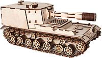 Сборная модель EWA Танк САУ212 -