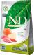 Корм для собак Farmina N&D Grain Free Boar & Apple Adult Medium (2.5кг) -