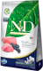 Корм для собак Farmina N&D Grain Free Lamb & Blueberry Adult Medium (12кг) -