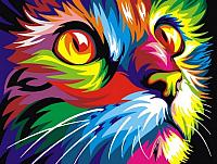 Картина по номерам Picasso Кошачий взгляд (PC3040046) -