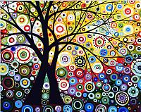 Картина по номерам Picasso Денежное дерево (PC4050090) -