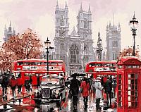 Картина по номерам Picasso Будни Лондона (PC4050146) -