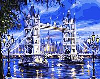 Картина по номерам Picasso Тауэрский мост (PC4050160) -