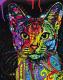 Картина по номерам Picasso Кошачий взгляд (PC4050183) -