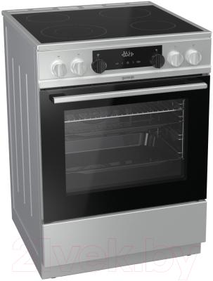 Плита электрическая Gorenje EC6341XC