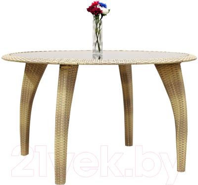 Стол садовый Garden4you Wicker 12707