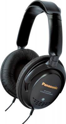 Наушники Panasonic RP-HTF295E-K - общий вид