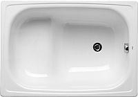 Ванна стальная Roca Banaseo Contesa 100x70 / A213100001 (с ножками) -