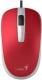 Мышь Genius DX-120 (красный) -