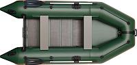 Надувная лодка Kolibri КМ330 (c ковриком-книжкой) -