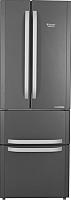 Холодильник с морозильником Hotpoint-Ariston E4DAASBC -