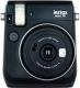 Фотоаппарат с мгновенной печатью Fujifilm Instax Mini 70 (черный) -