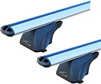 Багажник на рейлинги Lux 842532 -