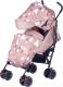 Детская прогулочная коляска Babyhit Wonder (коричневый) -