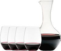 Набор для вина Riedel O Wine Tumbler (5пр) -