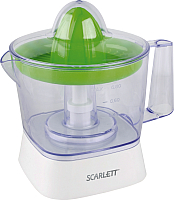 Соковыжималка Scarlett SC-JE50C05 (зеленый) -