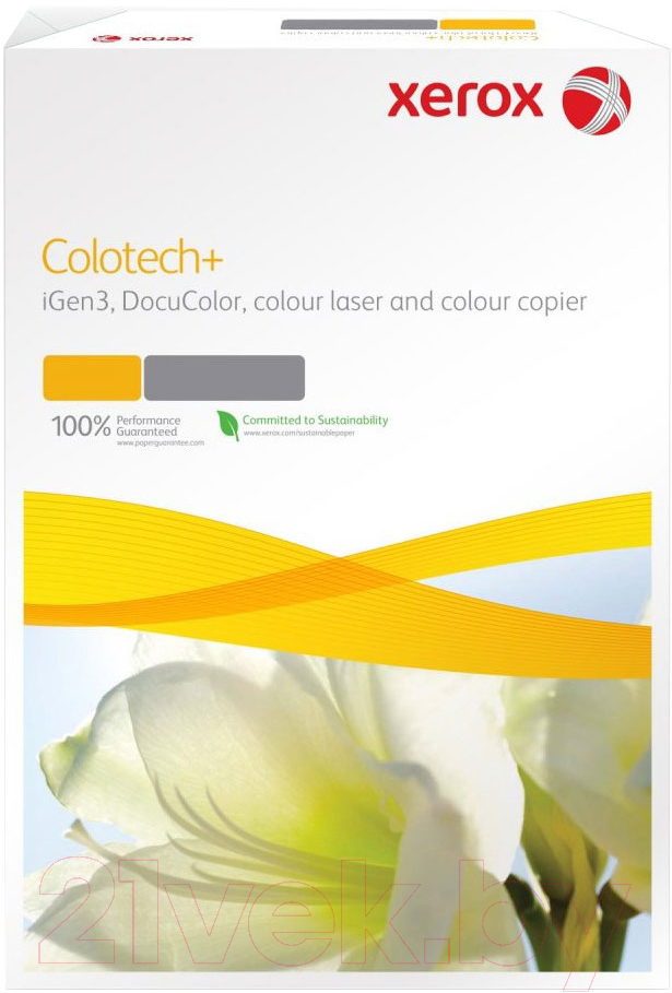 Купить Бумага Xerox, Colotech Plus SRA3 (003R92072), Китай, белый