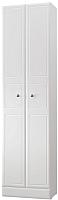 Шкаф-пенал для ванной Belux Адажио П50 (белый) -