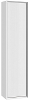 Шкаф-пенал для ванной Belux Валенсия ПН40 (белый) -