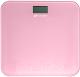 Напольные весы электронные Kitfort KT-804-2 (розовый) -