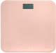 Напольные весы электронные Kitfort KT-804-3 (бежевый) -