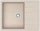 Мойка кухонная Berge BR-6502 (бежевый) -