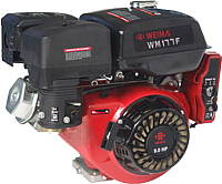 Двигатель бензиновый Weima WM177F (W shaft) -