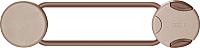 Блокиратор для шкафа Reer DesignLine 72017 (слоновая кость) -