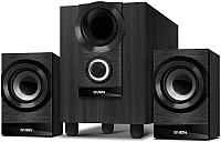 Мультимедиа акустика Sven MS-150 (черный) -