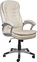 Кресло офисное Седия Richard (кремовый) -