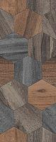 Декоративная плитка Керамин Миф 1 (200x500) -