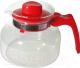 Заварочный чайник Termisil CDMP100A (красный) -
