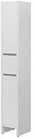 Шкаф-пенал для ванной Belux Мадрид П30-01К (белый, правый) -