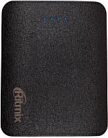 Портативное зарядное устройство Ritmix RPB-10404LS (черный) -